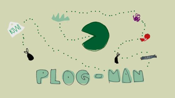 Pacman plogger